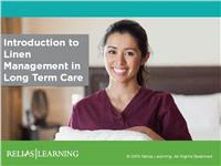 Introduction to Linen Management in Long Term Care